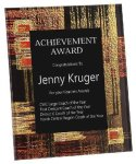 Acrylic Art Plaque Award Employee Awards