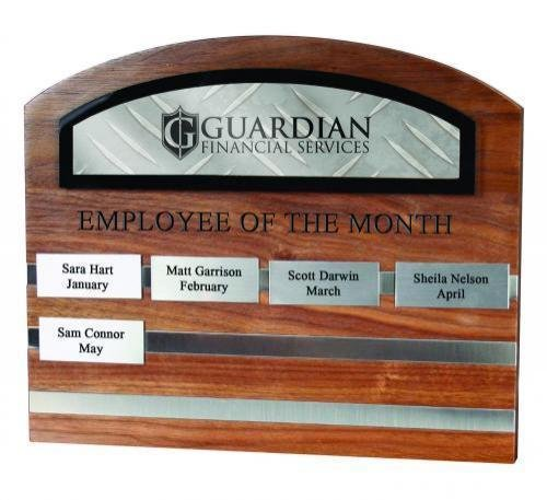 Monthly Perpetual Plaques